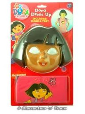 Possesed dora head