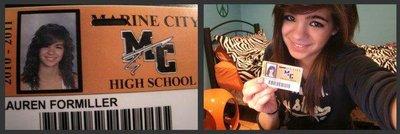 My student ID; && me(:
