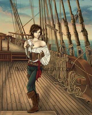 Naomie Pirate.