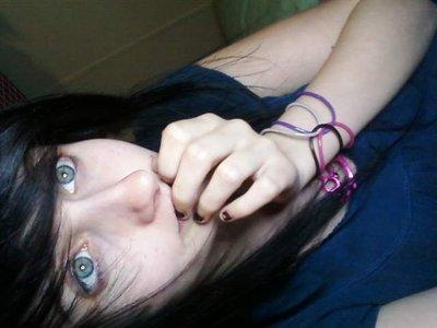 My eyes (: