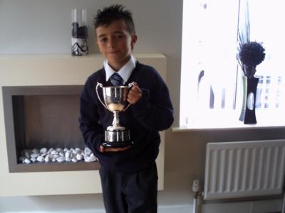my trophy :)