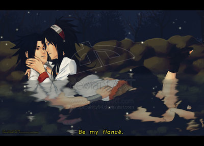 me and sasuke as the other pic(hinata xD)