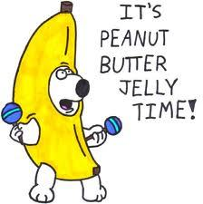 Peanut Butter Jelly Time x3