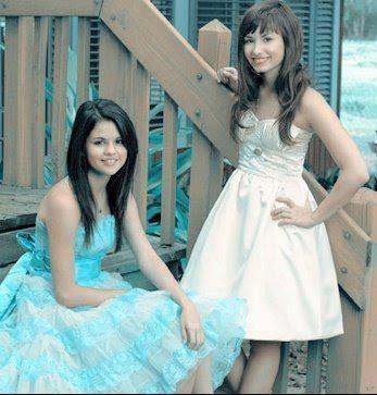 Demi And Selly.