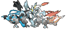 Black and White Kyurem