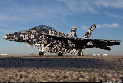 F/A-18F SuperHornet