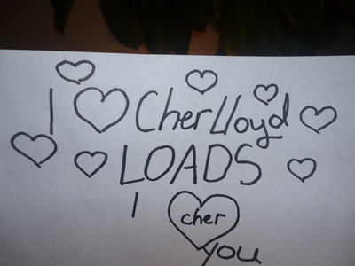 I ♥ Cher Lloyd sooooooo much!♥♥♥