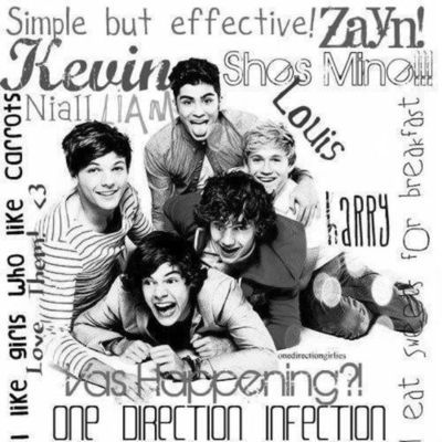 I ♥ One Direction!