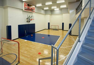Sports area.