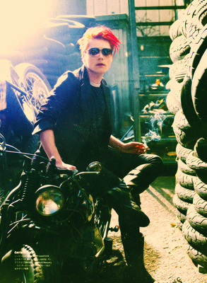 Gerard Way.