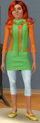 -Orange Sherbert