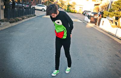 Kermit.