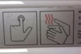 Press Button --> Recieve Bacon