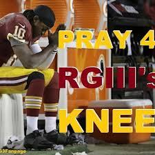 We need him next season. Good Luck RGIII!!!
