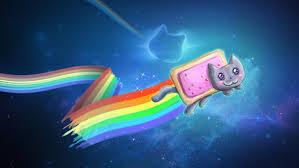 Nyan cat 1