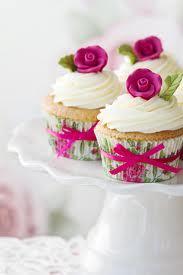 rosy cupcakes yum
