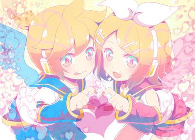 Len & Rin Kagamine - Vocaloid