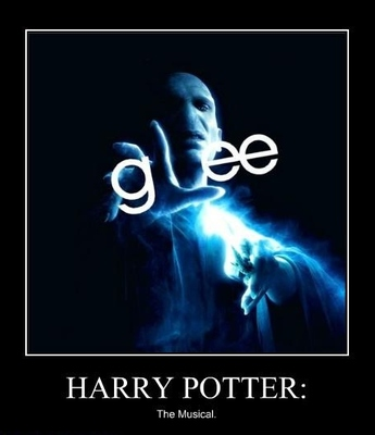 Harry Potter Glee Edition