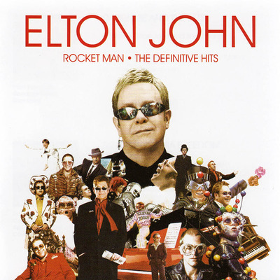 Elton John rocket man the definitive hits