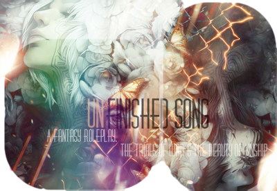 Unfinished Song Banner by me