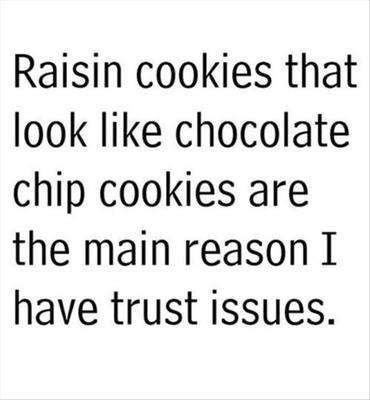 rasin cookied