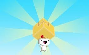 Cube get!
