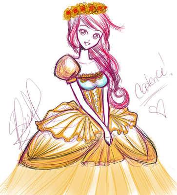 Princess Cadnce ( Princess School )