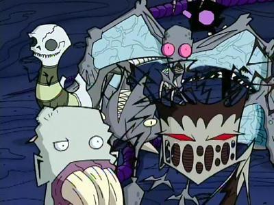 Invader Zim Halloween