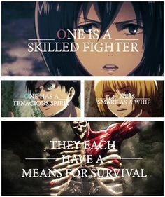 Attack On Titan Quote