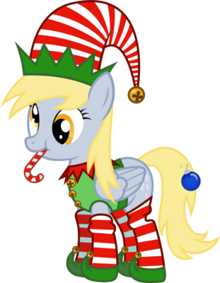 derpy Christmas