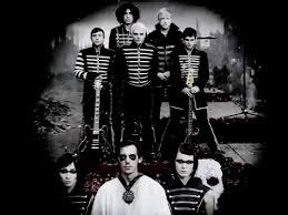 Welcome to the black parade :3