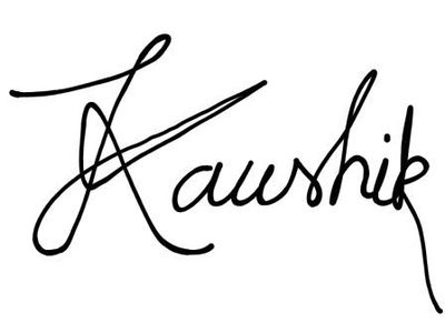 Signature (First Name)