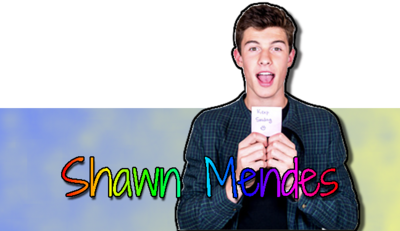 Shawn Mendes banner