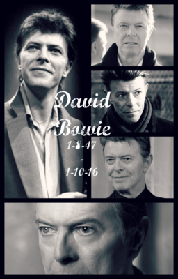 David Bowie ;; 1-8-47 -- 1-10-16