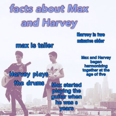 Max And Harvey