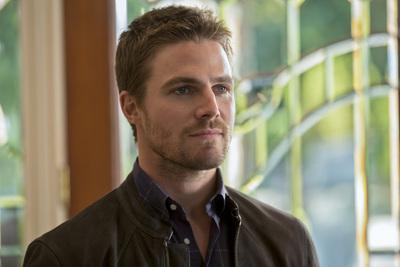 Oliver Queen!