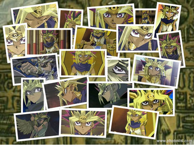 Best Collage Ever About Pharaoh/Yami/Atem!!