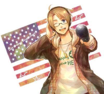 America Hetalia