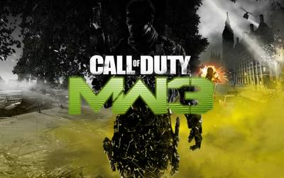 Call Of Duty: MW3 One Of My Favorite Games
