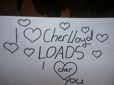 I ♥ Cher Lloyd sooooooo much!♥♥♥