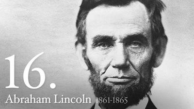 Abraham Lincoln Signature