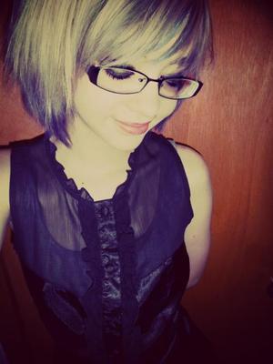 RP Character: Leigh Gregger.