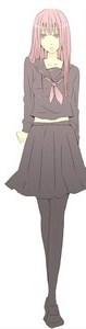 Luka in a school uniform!!