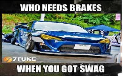 SWAG BRAKES
