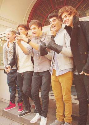 My favorite One Direction !!!!