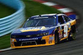 Chase Elliott at Watkins Glen