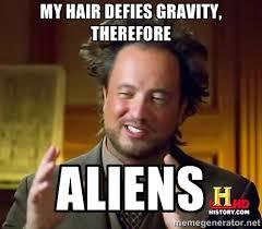 Therefore--ALIENS