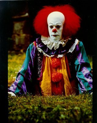 Pennywise The Dancing- I mean KILLER Clown